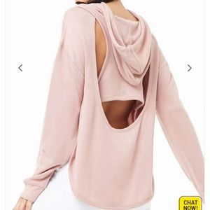 Active cutout hoodie from forever 21